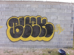 BLEK TAB (=BLEK=) Tags: art one graffiti texas tx south graff bombing rgv oner blekone blekgraff