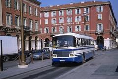 JHM-1983-0114 - France, Nice, autocar Saviem (jhm0284) Tags: france nice 06nice niceam alpesmaritimes