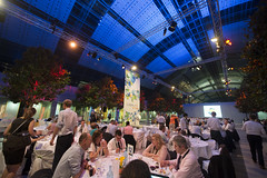 The Gala Dinner in the Glass Hall