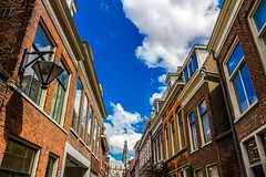 (McQuaide Photography) Tags: holland building haarlem netherlands architecture canon eos europe nederland wideangle dslr gebouw uwa wideanglelens ultrawideangle 100d 1018mm mcquaidephotography