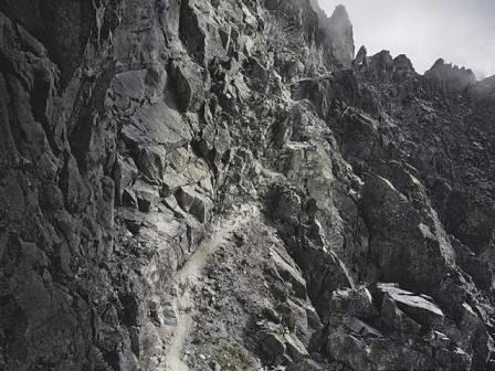 """Presena, Il """"Sentiero dei Fiori"""" verso le postazioni austro-ungariche"""