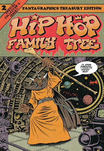 Hip Hop Family Tree Vol. 2: 1981-1983 by Ed Piskor - cover art
