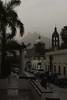 (eflon) Tags: street mountains sonora mexico twin overcast rainy peaks mx alamos juarez bldgs
