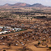 Thousands Take Refuge at UNAMID's Khor Abeche IDP Camp