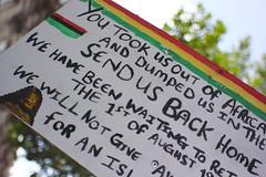 IMG_6908 (JetBlakInk) Tags: parliament rastafari downingstreet repatriation reparations inapp chattelslavery parcoe estherstanfordxosei reparitoryjustice