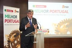 """Conferência """"MELHOR PORTUGAL"""" em Alcobaça"""