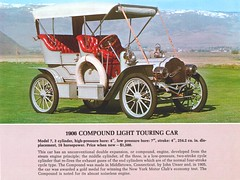 1906 Compund Light Touring Car 1 (Jack Snell - Thanks for over 21 Million Views) Tags: light car 1906 touring compund