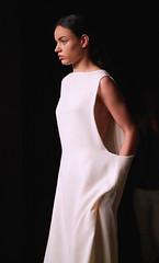 "CULTURMODA ""Vestigia"" (Ricardo Barata Clicks) Tags: white black fashion branco designer moda preto desfile castelo débora dust pereira poeira esart ipcb"
