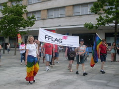 "FFLAG at Plymouth Pride 2014<br /><span style=""font-size:0.8em;"">Family and Friends of Lesbian and Gays at the Plymouth Pride Parade 2014. </span> • <a style=""font-size:0.8em;"" href=""https://www.flickr.com/photos/66700933@N06/14689872880/"" target=""_blank"">View on Flickr</a>"