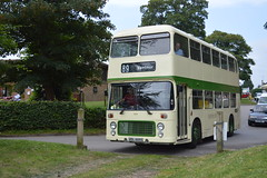 669 UDL669S (PD3.) Tags: park uk england bus water buses vintage bristol day vrt rally cress july railway running hampshire line southern vectis udl preserved 20 isle alton mid vr 07 wight psv pcv anstey 2014 669 ecw watercressline hants udl669s 669s