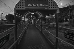 'Glen Huntly Station' (1) (bne-almost zen) Tags: morning d3s nikond3s