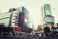 Tokyo + Shibuya | Japan, July 2014 (Sebastien BERTRAND) Tags: japan canon tokyo shibuya streetphotography streetphoto  japon photoderue  eos40d canon40d fotomato sebfotomato sbastienbertrand sebastienbertrand