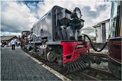 87 (Brian The Euphonium) Tags: train steam 87 northwales welshhighlandrailway beyergarratt ngg16 topazadjust