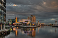 Salford Quays. (Yvette-) Tags: manchester nikond5100