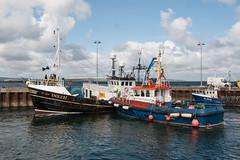 The Final Push (MBDGE) Tags: rescue boat fishing orkney break down pilot pilotboat kirkwall sar rnli pilotlaunch