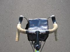 The ob-Eaden Road antipanda (Tysasi) Tags: bike trek conversion fork front rack 1000 carbonfiber randonneur randonneuse 650b