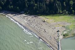 Vancouver flight with Helijet (Zorro1968) Tags: travel vancouver aviation flight scenic transportation aerialphotography wreckbeach helijet aerialphotographer