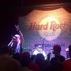 """Thanks to everyone for rockin with  us on Friday night... I apologize for the shortened set, but sometimes in this biz you're at the mercy of overblown egos and cranky old men. Gotta love the music scene here sometimes. We're just happy to be here. We lov • <a style=""""font-size:0.8em;"""" href=""""https://www.flickr.com/photos/62467064@N06/14844699712/"""" target=""""_blank"""">View on Flickr</a>"""