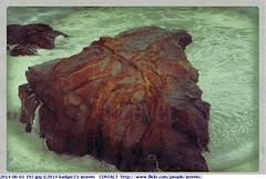 2014-06-01 192 (Badger 23 / jezevec) Tags: june rock stone roc rocks taiwan kii geology formosa 台灣 kina 臺灣 rocas roches felsen 2014 rotsen rochas roccie 岩石 jezevec 中華民國 republicofchina 섬 βράχοι утесы 湾 republikken 바위 福爾摩沙 tajwan تايوان tchajwan 타이완 тайвань đàiloan ταϊβάν republikchina thòivàn טייוואן taivāna taívan தாய்வான் تەيۋەن 20140601