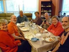 Iliana and Todor's visit April 2013