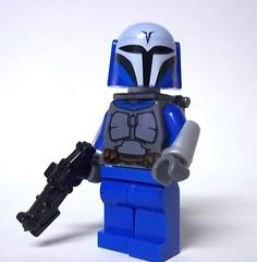 Bo Katan (3d_predator) Tags: star republic wars custom clone pilot droid gunship cantine kashyyyk