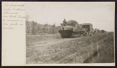 1A1182101_283348I039 (Université de Caen Normandie) Tags: tank wwi worldwari worldwarone greatwar firstworldwar schneider thegreatwar premièreguerremondiale grandeguerre somua 1gm armoredwarfare armouredwarfare schneiderca1 schneiderca