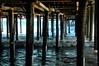 Beneath the Pier (EmperorNorton47) Tags: california summer digital pier photo afternoon santamonica underneath santamonicapier pylons