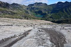 Ghiacciaio del Basodino - Sentiero glaciologico (Photo by Lele) Tags: ticino neve svizzera sentiero ghiaccio ghiacciaio maggia basodino robiei bavona glaciologico