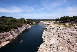 Jump In !  The Water's Fine - Gardon River