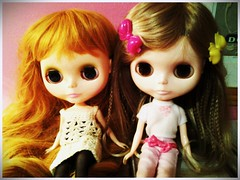 Paige and Freida.