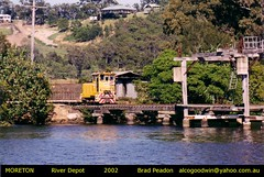 Moreton Sugar Mill (alcogoodwin) Tags: mill train river transport australia trains sugar queensland depot narrow sugarcane moreton nambour