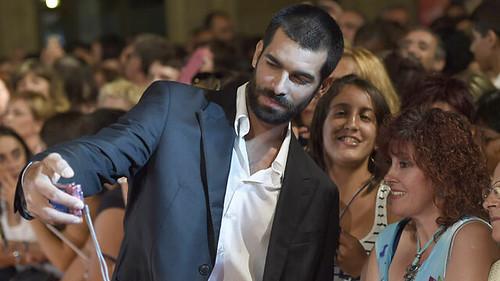 Rubén Cortada en el FesTVal 2014