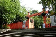 Ikukunitama-jinja (shrine), Osaka (jtabn99) Tags: japan shrine osaka jinja slope chuouku ikutama ikukunitama