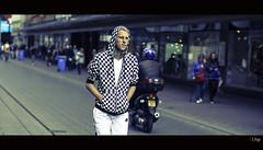 Walk his way (zilverbat.) Tags: windows boy blur dutch fashion dof bokeh candid young nederland thenetherlands citylife streetphotography scooter denhaag stedelijk mode youngster thehague bijenkorf winkelstraat urbanlife streetfashion shoppingstreet verkeer candidphotography grotemarktstraat peopleinthecity straatmode zilverbat fietsbeleid allstreetphotography humansofthehague winkelaanbod elvinhagekpnplanetnl