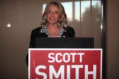 Jan Brewer (Gage Skidmore) Tags: arizona scott glendale mayor jan rally smith governor brewer