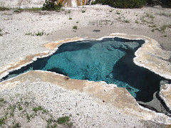 Blue Star Spring (8 July 2014) (James St. John) Tags: blue star spring old faithful group upper geyser basin yellowstone hotspot volcano wyoming hot springs