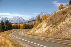 road scape in Teton NP (Mysophie08) Tags: bigmomma challengegamewinner