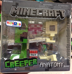 Creeper anatomy (Raging Nerdgasm) Tags: tom toys us r anatomy creeper ...