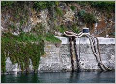 Amarres en Puerto de Vega-Asturias (celicom) Tags: asturias puertodevega amarres