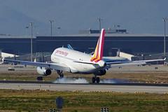 D-AGWX  A319-132  Germanwings (Antonio Doblado) Tags: barcelona airplane aircraft aviation airbus airliner a319 aviación 319 elprat germanwings dagwx