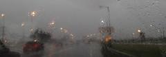 Tarde de lluvia (arq_amei) Tags: luces lluvia autopista tormenta autos