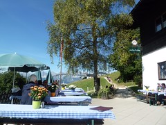 The Adlerhtte Bergrestaurant (Thomson Lakes) Tags: mountain apple relax cuisine restaurant kitzbuhel traditional hut alpine views produce local horn dairy strudle kitzbuheler