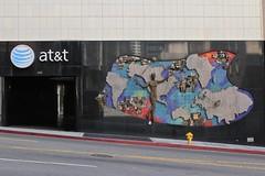 """Bell Communications around the Globe"" (So Cal Metro) Tags: sculpture art la losangeles mural downtown contemporaryart relief publicart att bunkerhill anthonyheinsbergen reliefmural bellcommunicationsaroundtheglobe"