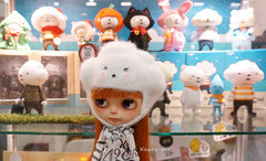 STGCC First stop......visit the Cloud Family