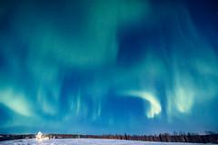DSC_0306 (juor2) Tags: light snow america flying nikon glow scene aurora northern fairbanks borealis d600