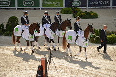 Team Gold: Germany (SimonHall2012) Tags: world show horses horse france star jumping stadium 4 games fei normandie normandy equestrian cci caen weg medals showjumping 2014 3day eventing ornano worldequestriangames 3dayeventing alltech dornano weg2014 cci4star dornanostadium