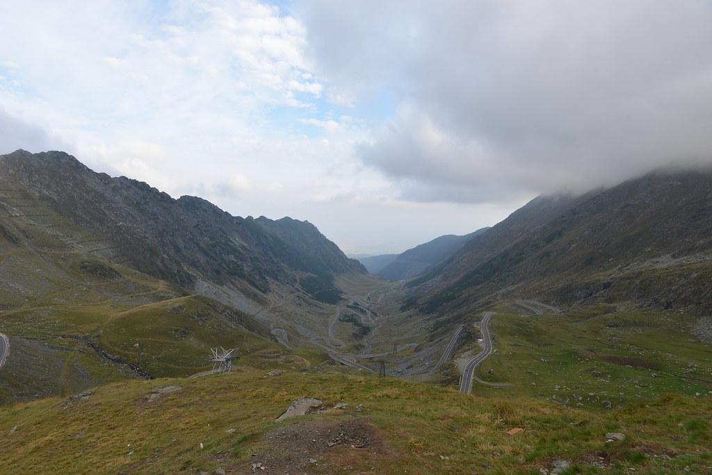 The incredible winding highway