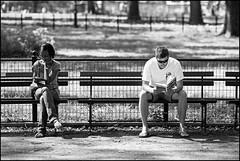 CI0A3104 B&W (Damien DEROUENE) Tags: street nyc people newyork bench book centralpark read damienderouene