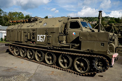 "1RL 128D ""Long Track"" radar rangefinder (The Adventurous Eye) Tags: museum military rangefinder radar muzeum longtrack 128d vojenské lešany 1rl"