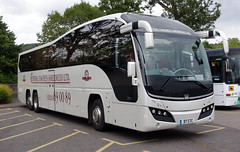 Central Coaches (Aberdeen) Plaxton Elite D7CTC at Perth, 28th Sept 2014 (andyflyer) Tags: bus coach perth psv plaxton plaxtonelite centralcoaches d7ctc centralcoachesaberdeenltd